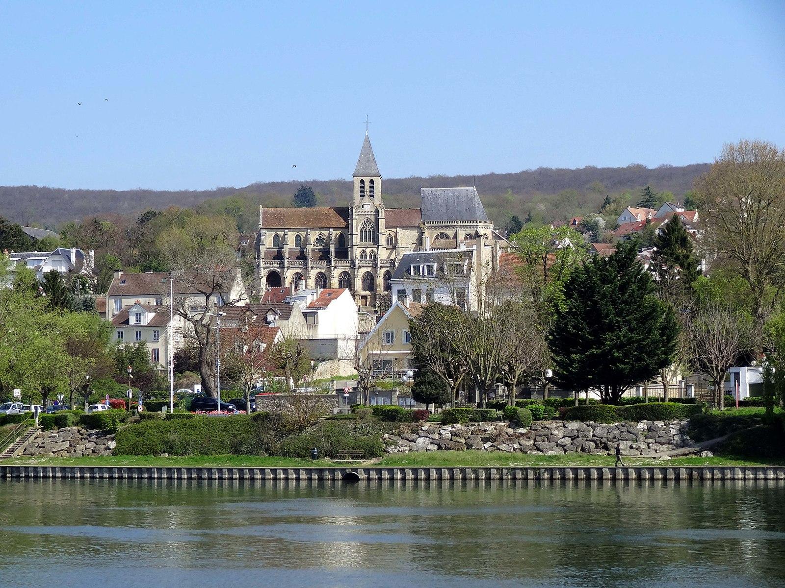Triel Sur Seine Fr port de triel-sur-seine (78) : les écologistes se