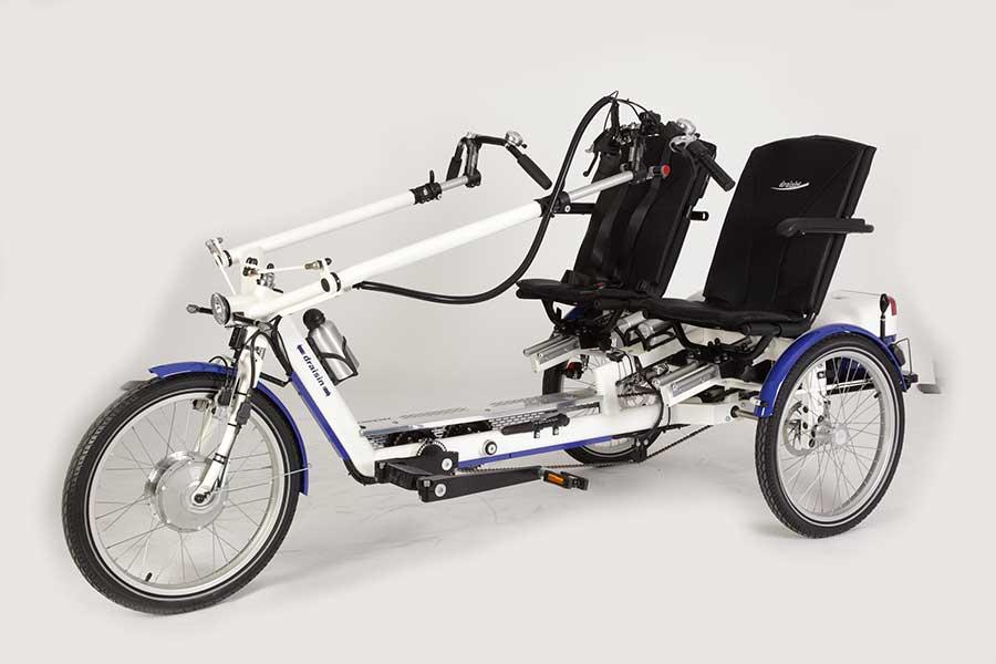 vélo adapté